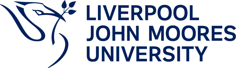 Liverpool John Moores University blue logo