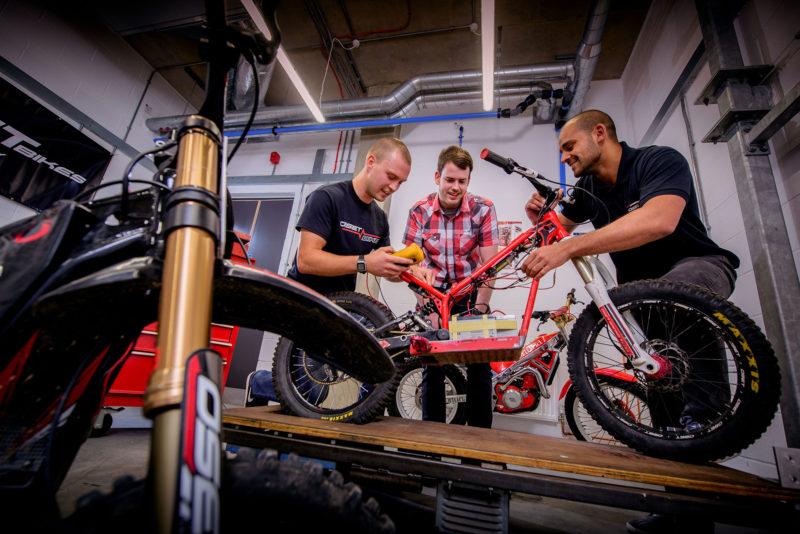 OSET Electric Bikes company image