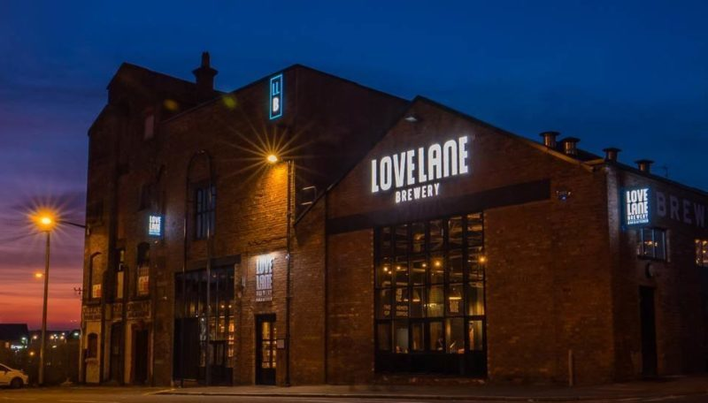 Love Lane Brewery